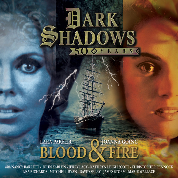 Dark Shadows: 50th Anniversary Titles Released!