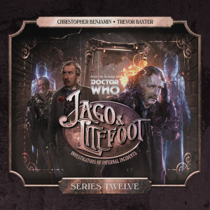Jago & Litefoot 12 - A Terrific Trailer!