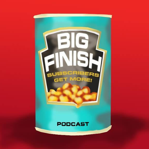 The Big Finish Podcast - Mark Gatiss (August #07)