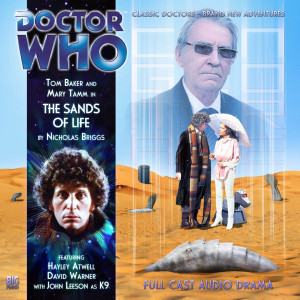 Doctor Who: The Sands of Life Cover Revealed