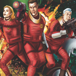 The Big Finish Podcast - Dan Dare & The Prisoner (September #04)