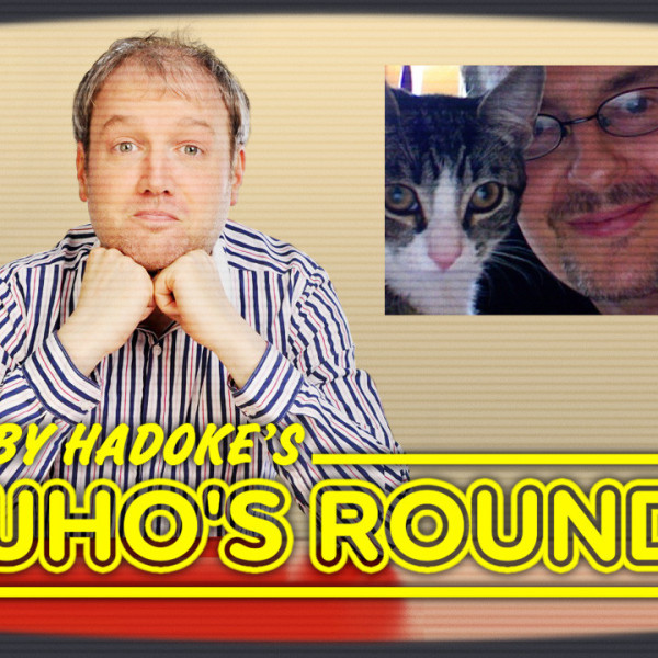 Toby Hadoke's Who's Round 186 (September #07)