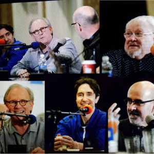 The Big Finish Podcast - Peter Davison, Colin Baker and Paul McGann (November #06)