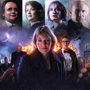 Doctor Who - UNIT Special Offers