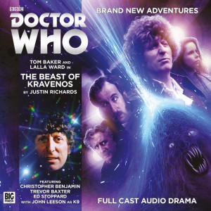 Doctor Who - The Beast of Kravenos