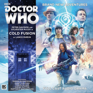 Doctor Who - Cold Fusion: Extra!