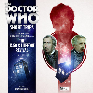 Jago & Litefoot and the Tenth Doctor!