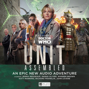 Coming in May - UNIT: Assembled