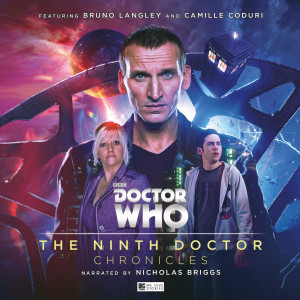 Out Today: Doctor Who - The Ninth Doctor Chronicles