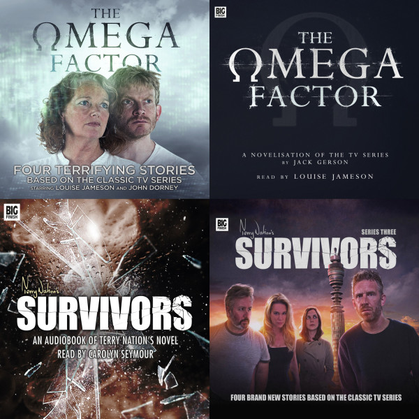 Specials Offers: Survivors & The Omega Factor