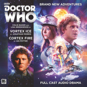 Out Now: Doctor Who - Vortex Ice / Cortex Fire!