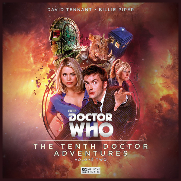 Doctor Who - The Tenth Doctor and Rose Return!