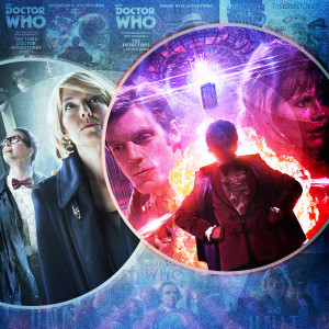 Doctor Who - Third Doctor and UNIT Offers