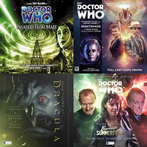 Doctor Who - Series 10 Special Offer Week 9