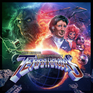 Behind the Scenes of Terrahawks Volume 3