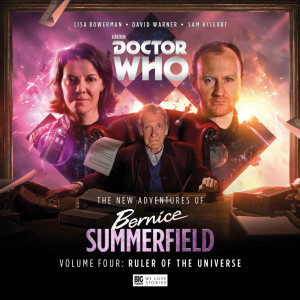 David Warner at Big Finish