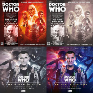 Doctor Who Review Round up - Companions Chronicles: the First Doctor Volume 2 and The Ninth Doctor Chronicles!