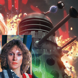 2017-07-31 Jan Chappell and Daleks
