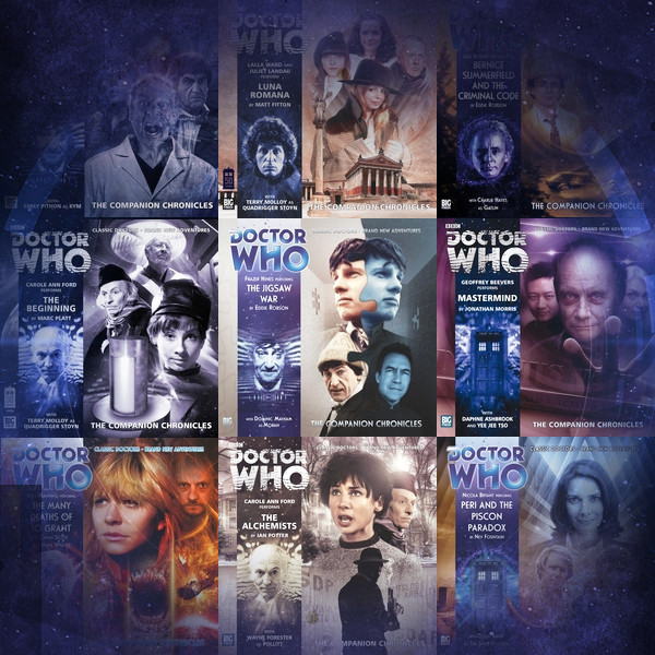 Doctor Who - The Companion Chronicles - on special offer