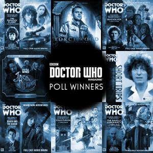 Doctor Who Magazine Poll Winners Special Offers!