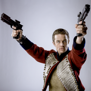Captain John is back in Torchwood