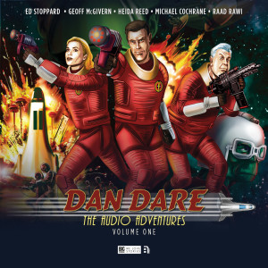 Dan Dare's on the telly!