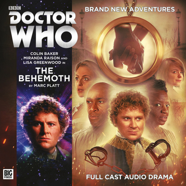 Out Now: Doctor Who - The Behemoth