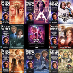 Six Days of Sixth Doctor Special Offers