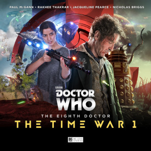 Out Now: The Eighth Doctor in the Time War!