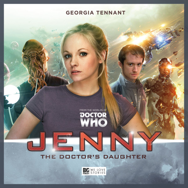 Jenny: the Doctor's Daughter is coming to Big Finish