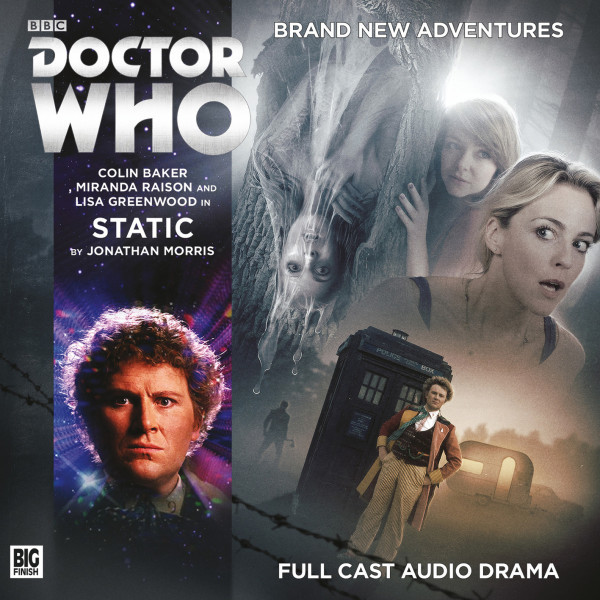 Out now - Doctor Who: Static