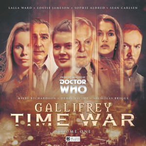Gallifrey - an all-out Time War