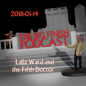 2018-01-14 Lalla Ward and the Fifth Doctor