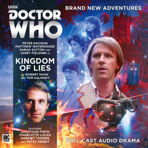 Fifth Doctor - Kingdom of Lies