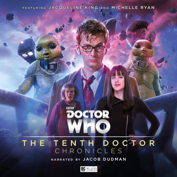 Tenth Doctor Chronicles - details revealed
