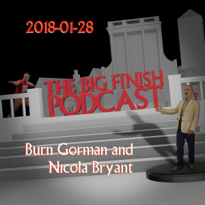 2018-01-28 Burn Gorman and Nicola Bryant