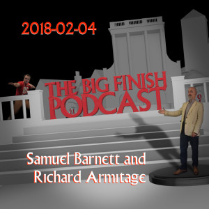 2018-02-04 Samuel Barnett and Richard Armitage