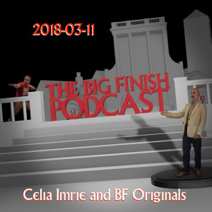 2018-03-11 Celia Imrie and BF Originals