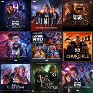 Special offers on New Who downloads