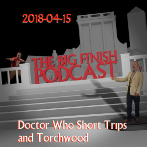 2018-04-15 Doctor Who Short Trips and Torchwood