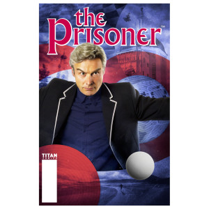 The Prisoner 3 plus comic