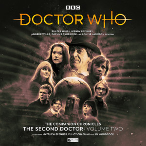 Second Doctor Companion Chronicles