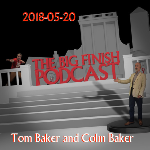 2018-05-20 Tom Baker and Colin Baker