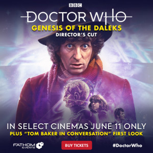 Fourth Doctor - big screen and more