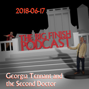 2018-06-17 Georgia Tennant and the Second Doctor