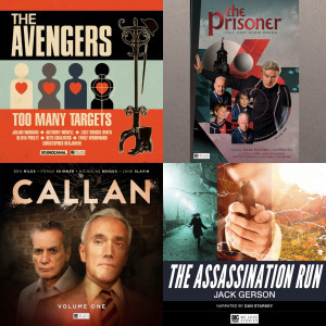 Spies and Thrillers at Big Finish