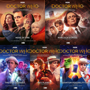 Seventh Doctor takeover!