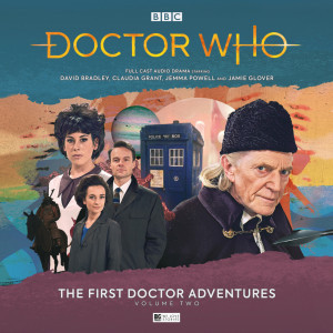 First Doctor Adventures Volume 2