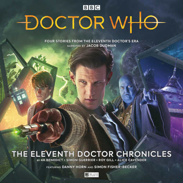 The Eleventh Doctor Chronicles - Geronimo!