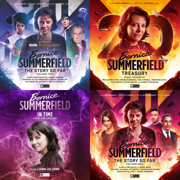Bernice Summerfield - 20 years!